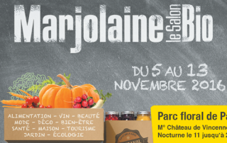 Salon Marjolaine 2016